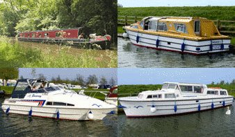 Boating Holidays - Bridge Boat Yard